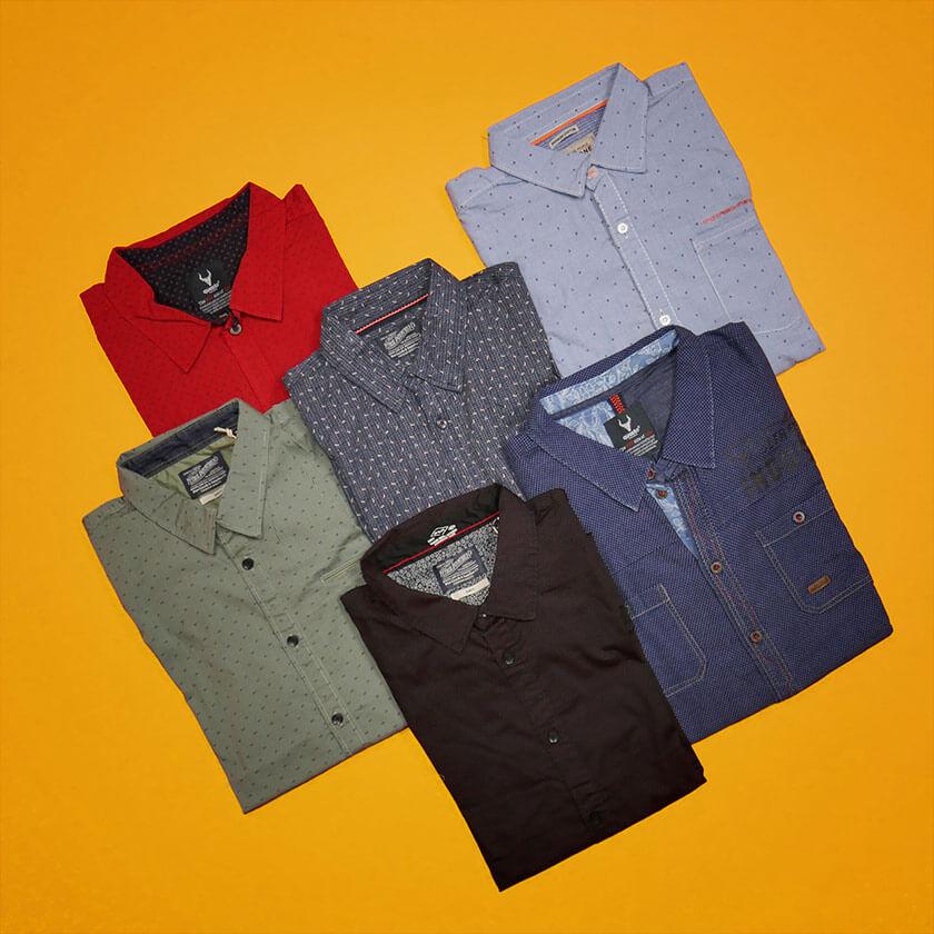 Elegant oder sportiv – mit diesen Hemden machst Du eine gute Figur.