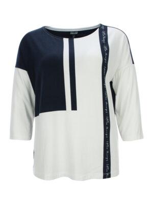 Farbflächen Shirt 603574