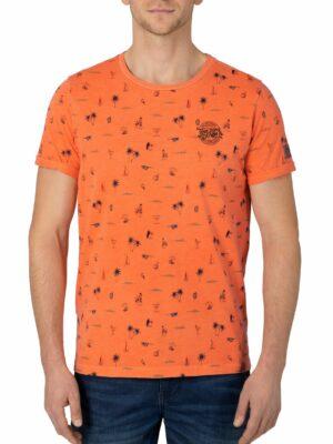 Doodle Print T-Shirt