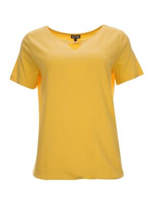 Shirt mit Knoten