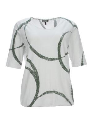 Shirt mit Kreisen
