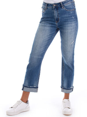 Mila 30279 Cropped Straight Fit