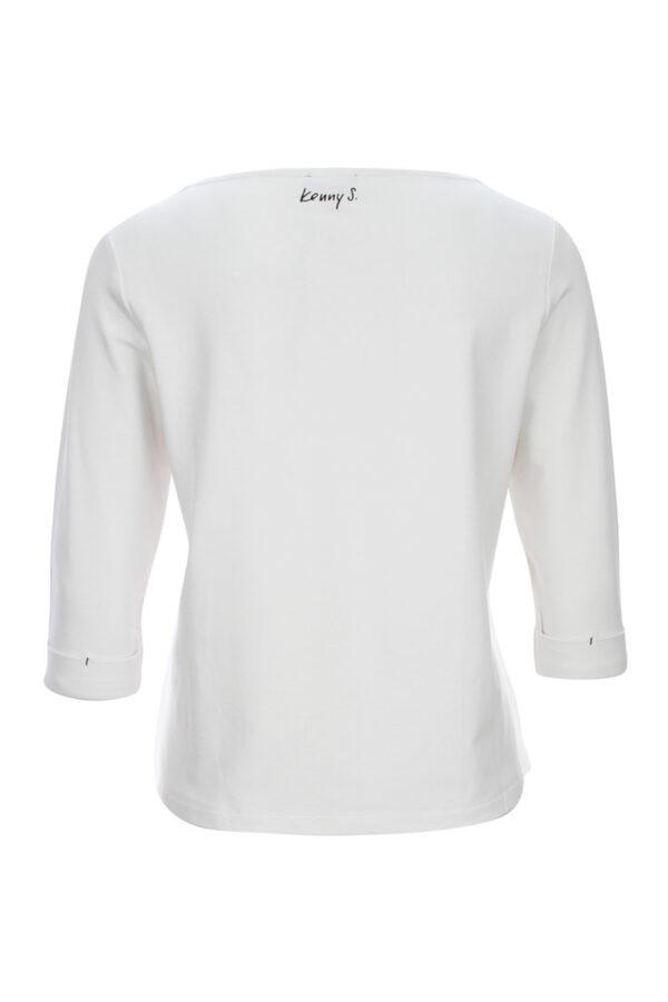 3/4-Arm Sweater