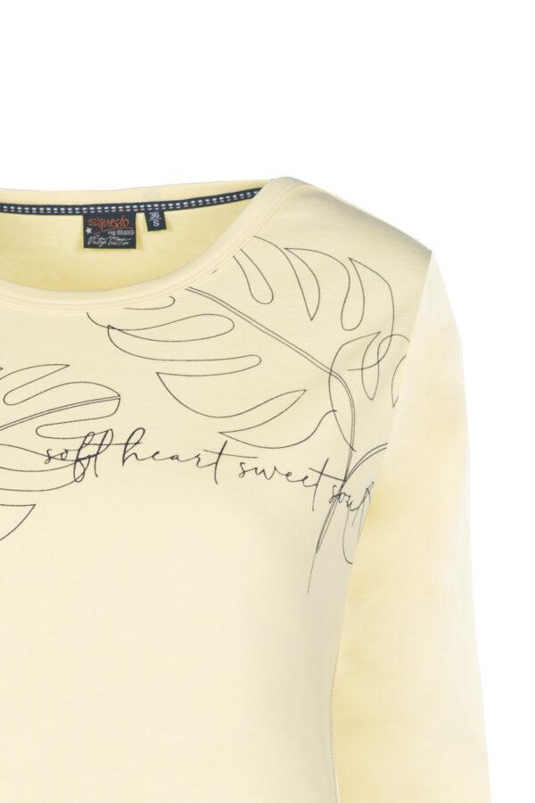 3/4-Arm Sweatshirt