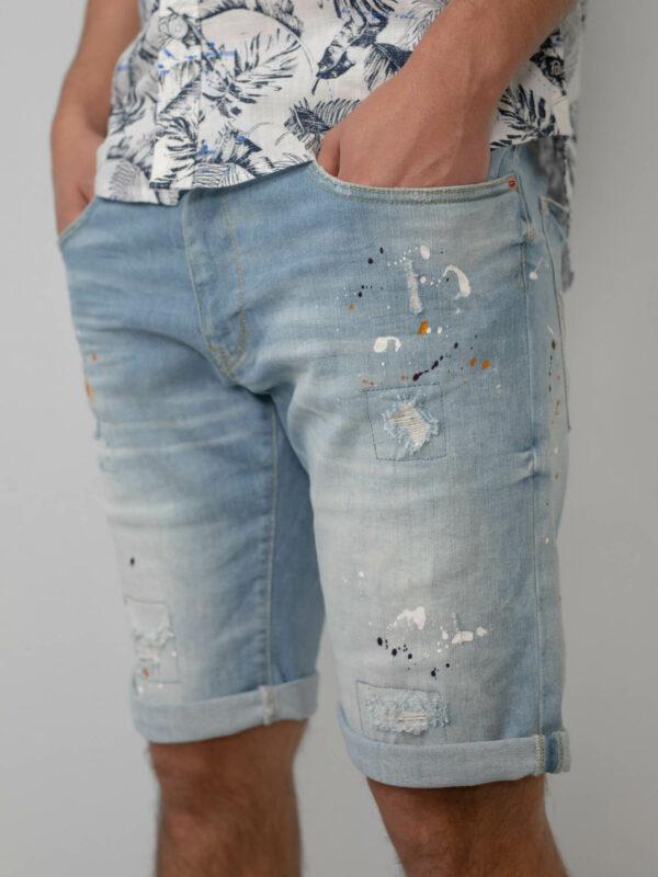 Blaze Denim Shorts