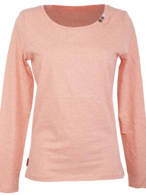 """Langarmshirt """"Florah long organic"""" pink"""