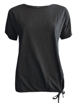 Ärmelschlitz Shirt