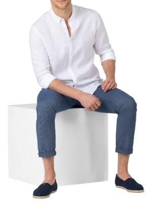 Soft Linen Basic Shirt